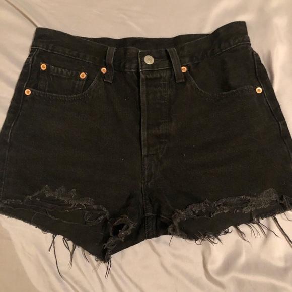 Levi's Pants - Levi's High Rise 501 Shorts size 26